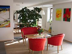 Foyer im Marienstift
